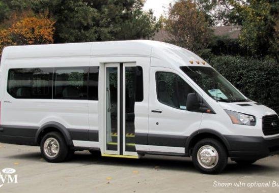 Public Transportation van