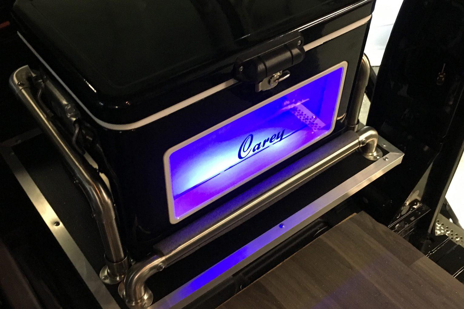 Van cooler