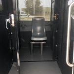 Prisoner Transport van seating