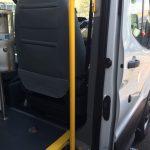 Public Transportation pole